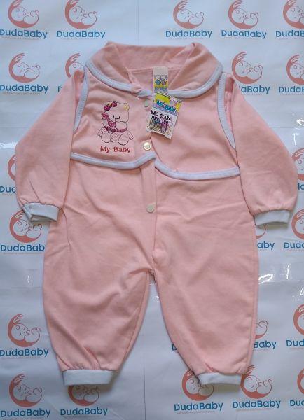 Macacão feminino Baby - Tam. P