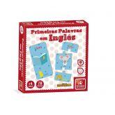 Jogo da Memória - Primeiras Palavras em Inglês