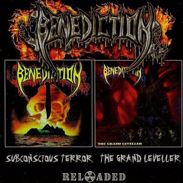 CD Benediction - Subconscious Terror / The Grand Leveller