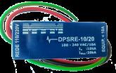 DPSRE-10/20 Protetor de Surto 100-240VAC / 10A (instalação em série)