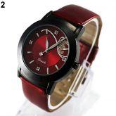 Relógio feminino moda de luxo