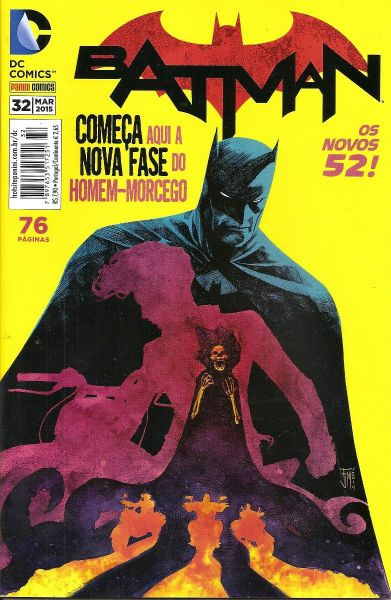 510902 - Batman 32