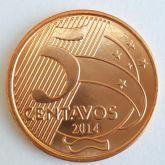 5 Centavos 2014 FC