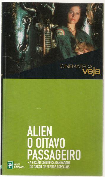 DVD - Cinemateca Folha - Alien O Oitavo Passageiro