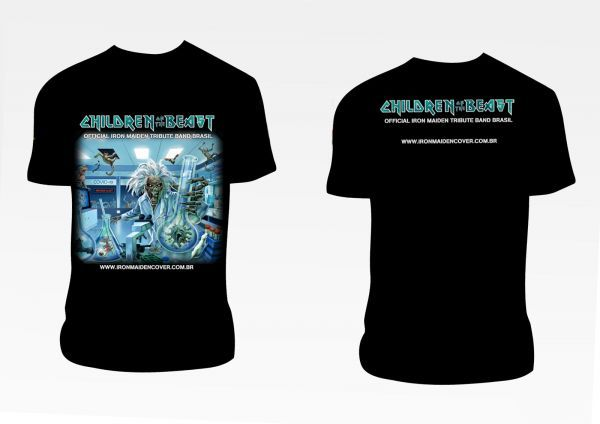 Camiseta Pandemic - PP