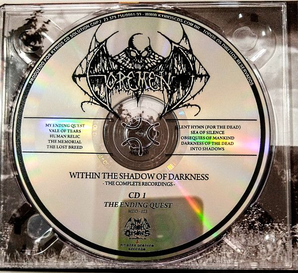 Gorement - The Complete Recordings (DIGIBOOK)