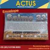Envelope Salmo 23