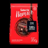 Chocolate em Pó 100% Cacau Namur Selecta 500g 1un