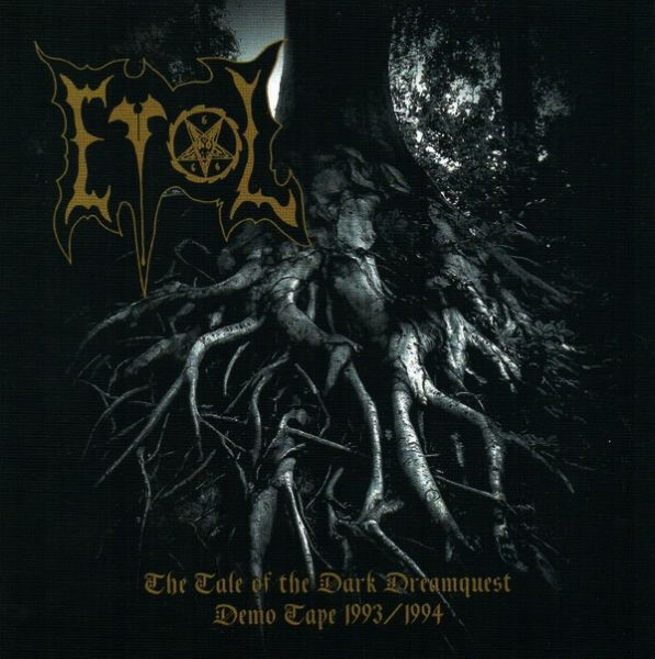 CD Evol – The Tale Of The Dark Dreamquest – Demo Tape 1993 / 1994