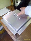 caixa de esgoto de sobrepor  30 30 25 com abas 3 cmt