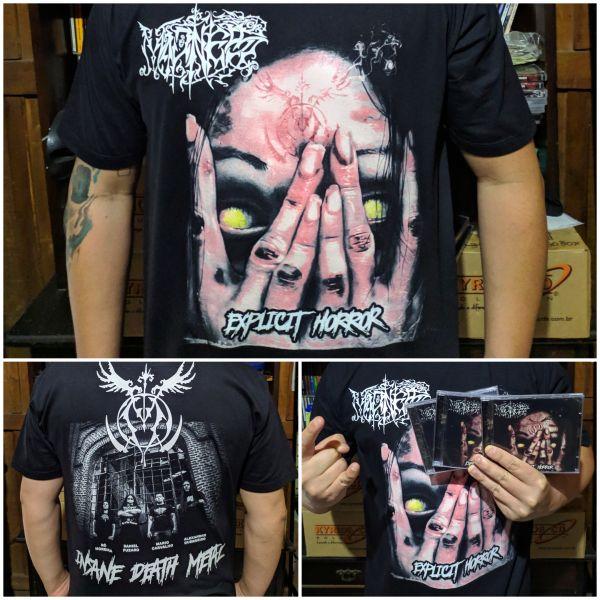MADNESS - Explicit Horror + CD