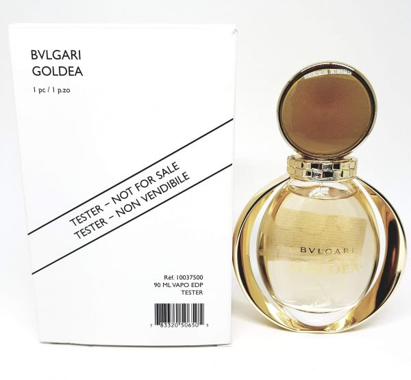 Tester Perfume Bvlgari Goldea  edp   90ml (TESTER)