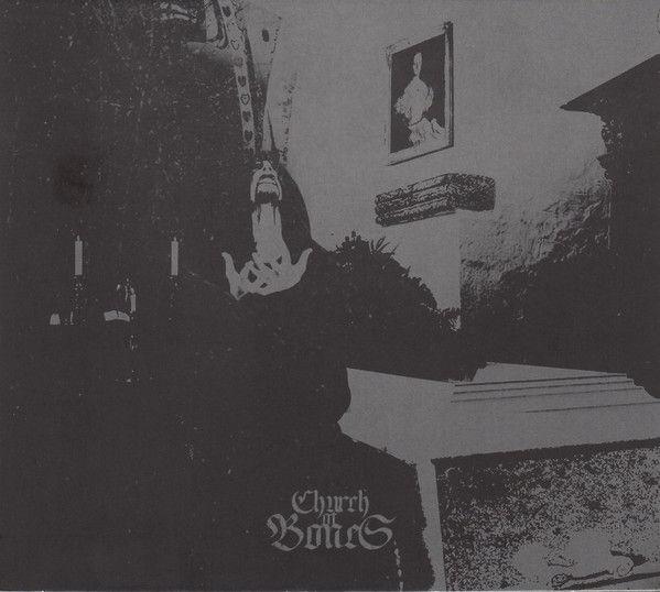 PA VESH EN - Church of Bones - CD (Digipack)