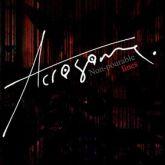 "Acrosome -  ""Non-Pourable Lines "" - CD"
