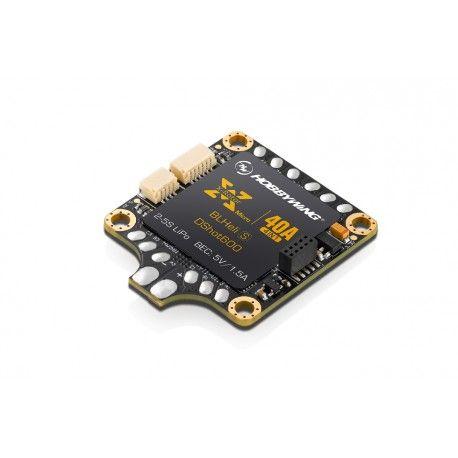 ESC 4 em1 HobbyWing XRotor 40A DShot600 c/ BEC e Sensor de Corrente