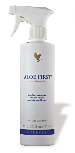 Spray para Primeiros Socorros Aloe First