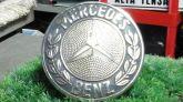 emblema Mercedese Benz para caminhão antigo
