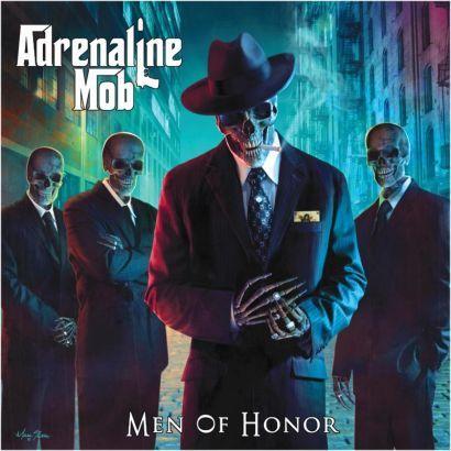 CD - Adrenaline Mob – Men Of Honor