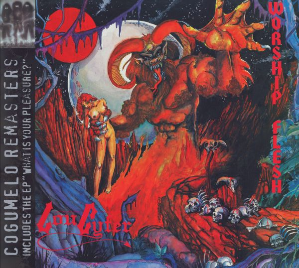 CD - Loucyfer - Worship Flesh