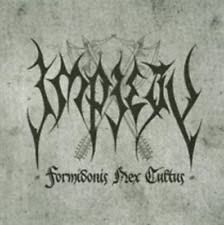 Impiety – Formidonis Nex Cultus - CD