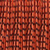FL - BARRED ROUND LEGS (Orange/Black)