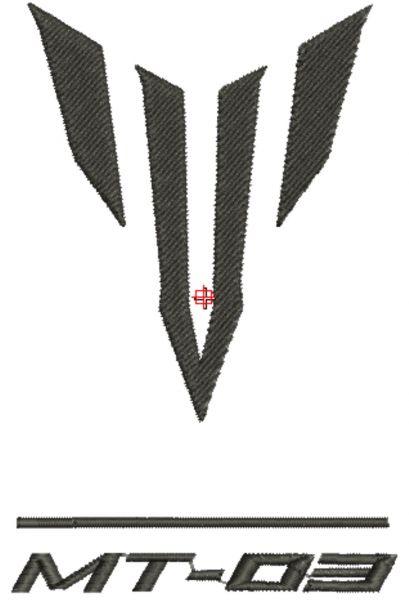 MT 03 matriz para bordar