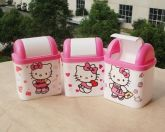 Lixeira da Hello Kitty