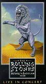 VHS - Rolling Stones - Bridge to Babylon - 1998 - Live in Concert