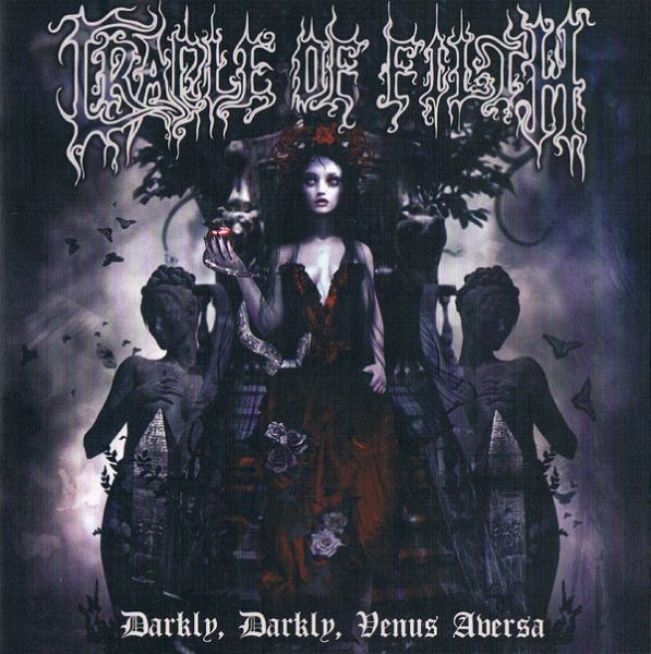 Cradle Of Filth ‎– Darkly, Darkly, Venus Aversa - CD