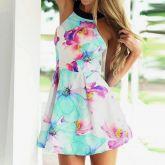 Vestido Flowers