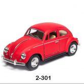 2 - Colecionáveis - Fusca Miniatura
