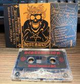 DESTRUCTION - Bestial Invasion of Hell - CASSETE