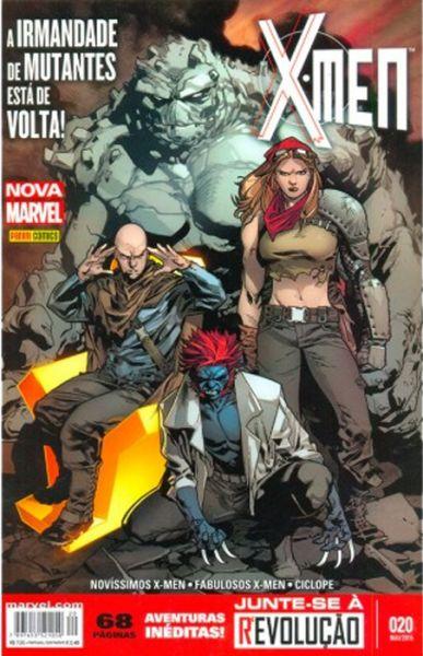 510719 - X-Men 20