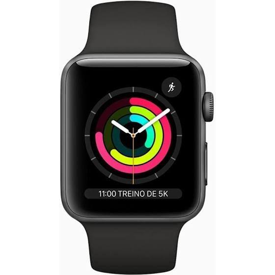 Apple Watch Série 3 42mm USADO