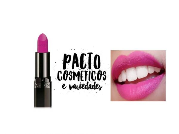 Batom Ultramatte True Color 3,6g - Fúccia