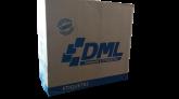 Caixa de etiquetas DML 40x40mm
