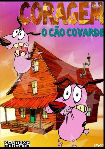 Coragem o Cão Covarde Dublado