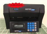 Impressora cheque Elgin Imprecheq NSC 2.18 Preta [Seminova Garantia de 1 Ano]