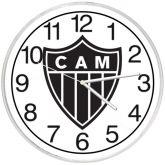 Relógio de parede Atlético Mineiro