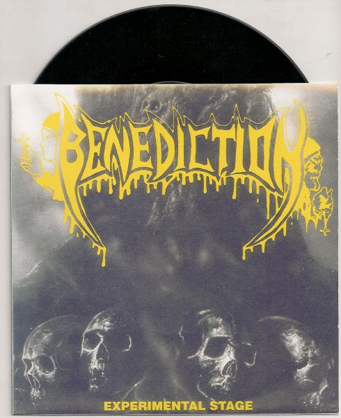 Compacto 7 - Benediction – Experimental Stage