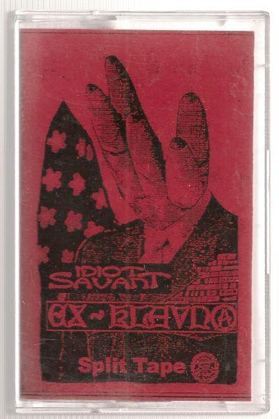 Cassete - Idiot Savant  / Ex-Klavna