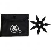 Shuriken Negra (7) 10cm