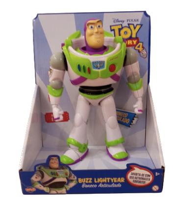 Boneco - Buzz Lightyear