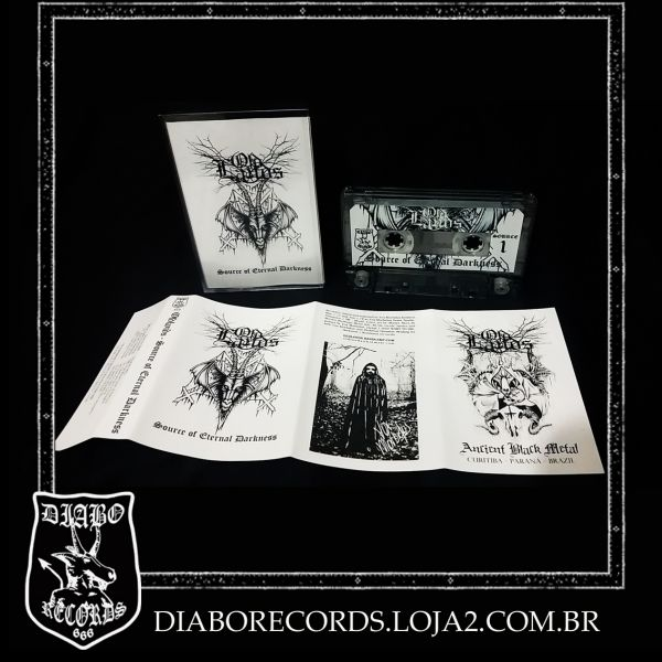 OLDLANDS - SOURCE OF ETERNAL DARKNESS (TAPE)