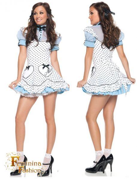 Alice no País das Maravilhas PLUS SIZE FF2412