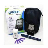Kit Medidor de Glicose G-Tech Free Lite