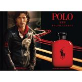 Amostra Perfume Polo Red Ralph Lauren  edt 1,5ml