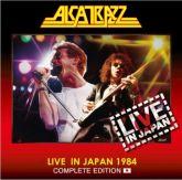 ALCARTAZZ - LIVE IN JAPAN 1984 (2CDS + DVD DIGIPACK)