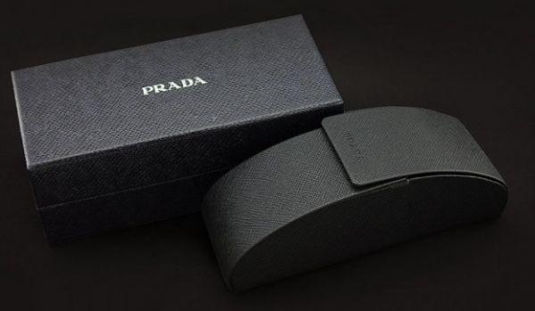 Óculos Prada Linea Rossa VPS 55F TIG-1O1 56 - Grau - PRESENTES.COM 0862426962