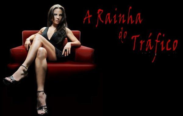 Dvd Serie A Rainha Do Tráfico 11 DVD'S Hd Completa Dublada  Frete Gratis